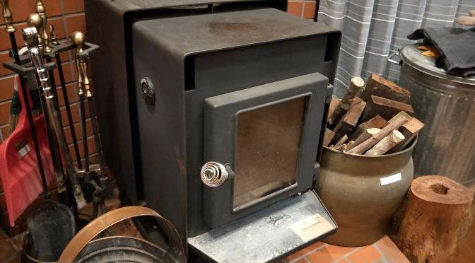 薪ストーブLakewood stove