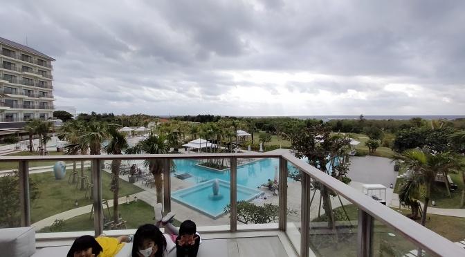 ANAインターコンチネンタルで朝食を。GoTo中止で石垣島は悲惨な現状!家族旅行6日目